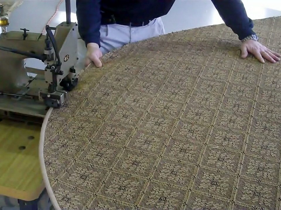 Carpet Binding Ct Carpet Serging Amp Rug Fringing Danbury