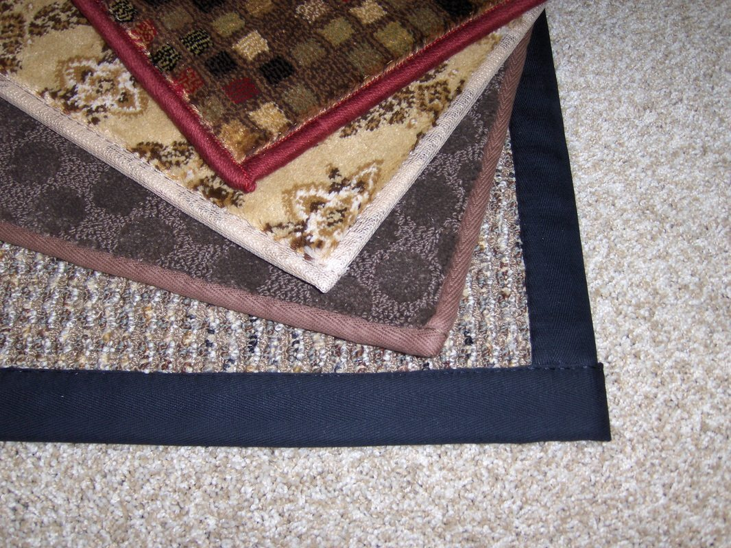 Carpet Binding Repair