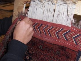 Oriental Rug Repair Fairfield Ct Oriental Rug Reweaving