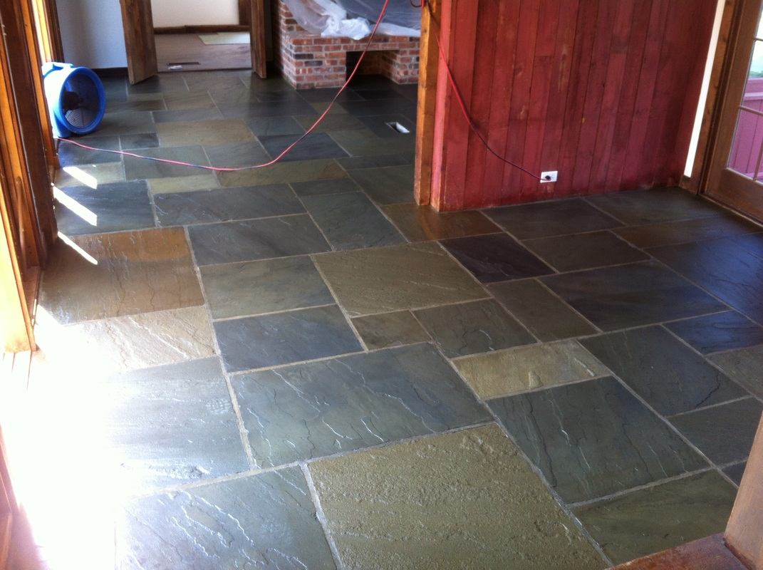 100 Best Way To Clean A Slate Floor Getting The Best Our Of Black Brazilian Slate Tiles Stone ...